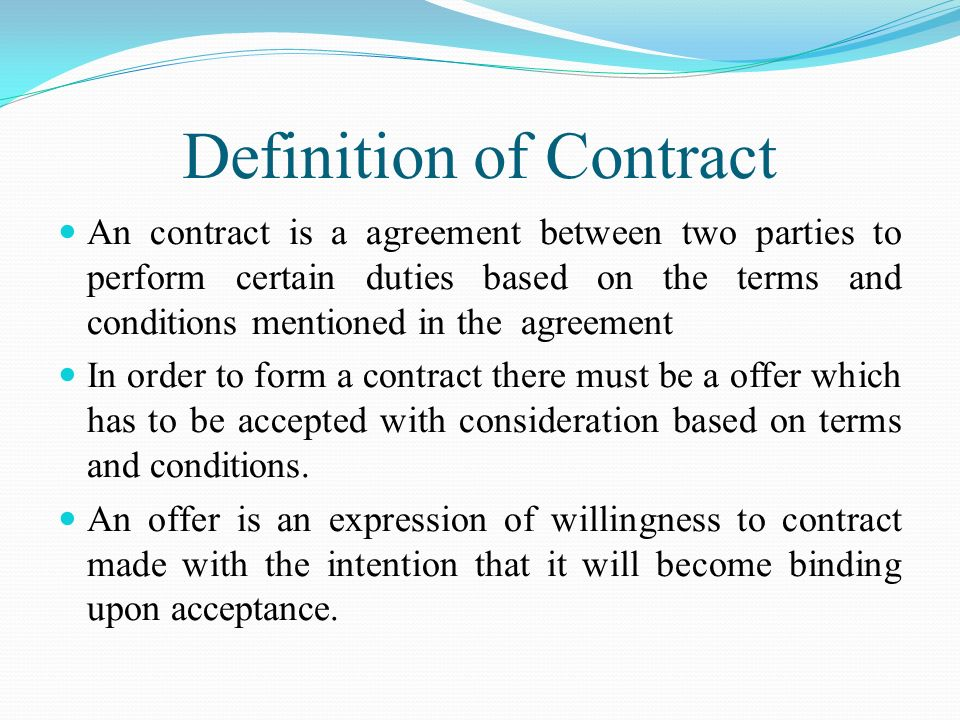 Business law will include the law of contract 1872 the sale of 2 definition stopboris Choice Image