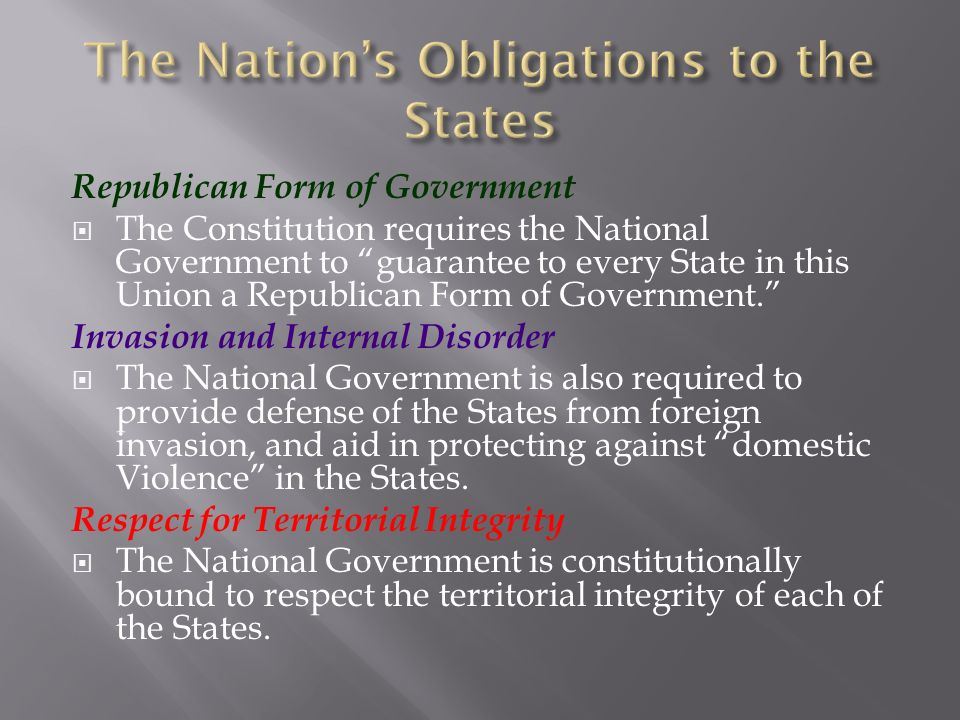 Federalism. Federalism is a system of government in which a ...