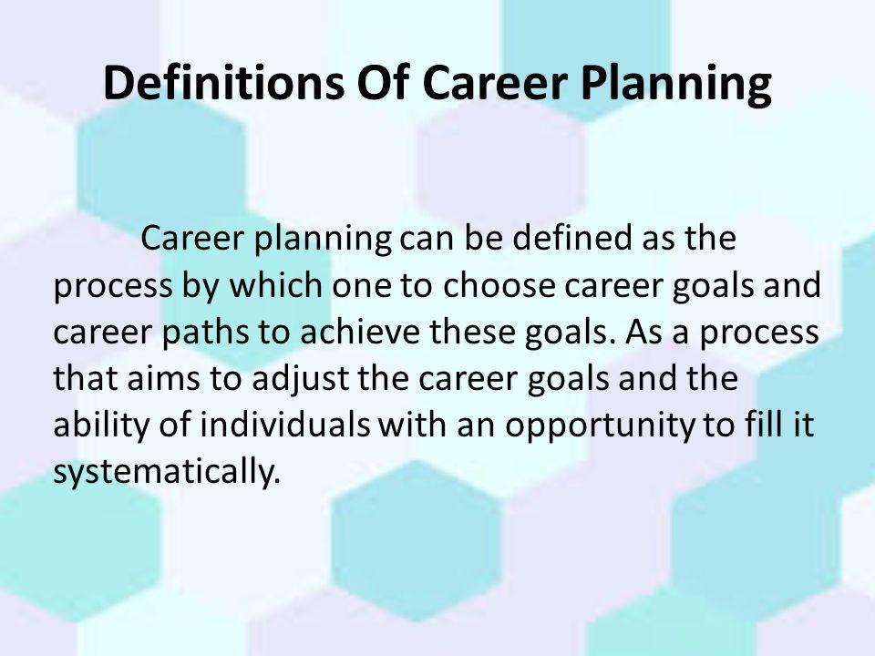 Career Planning Khusnul Rahmining A. Uswatun Khasanah Ahmad Riza M ...
