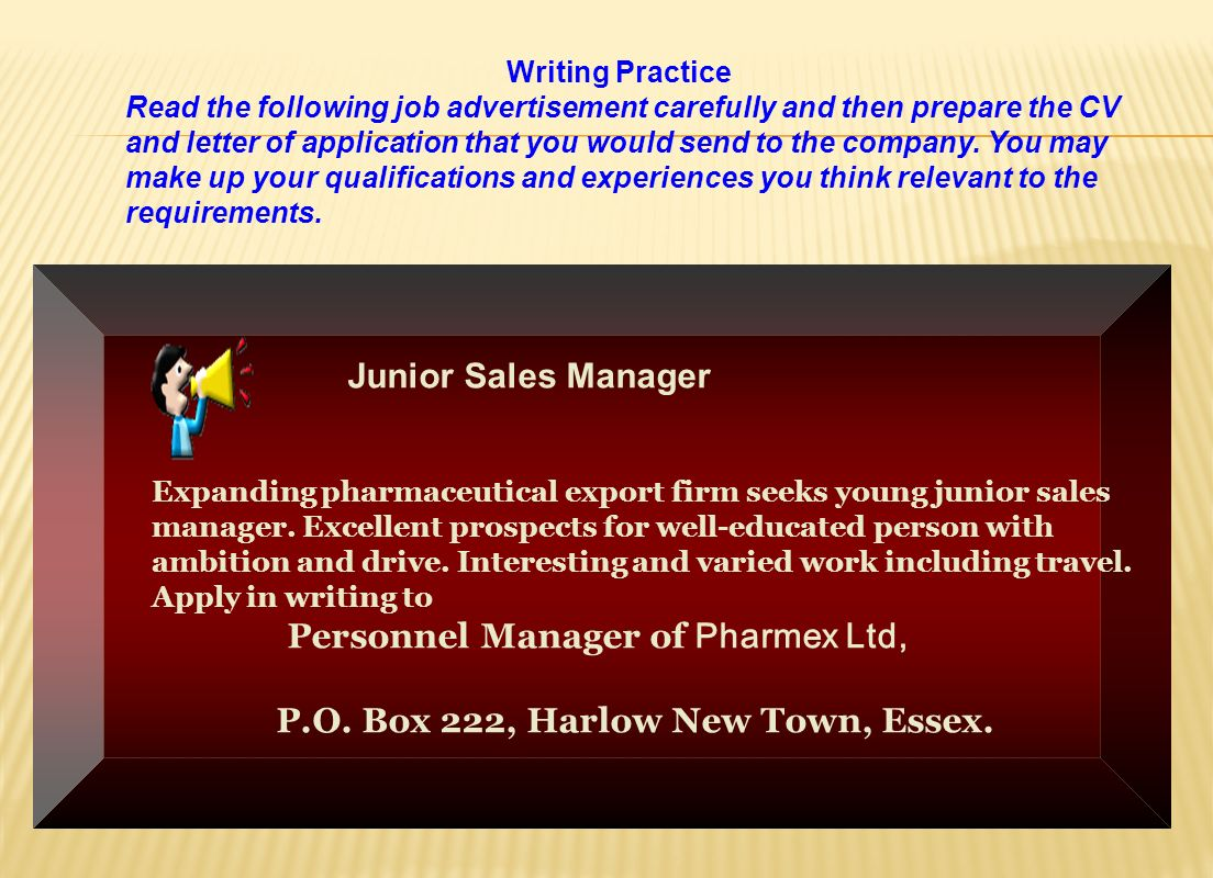 Learning Objectives Preparing For A Job Interview Talking