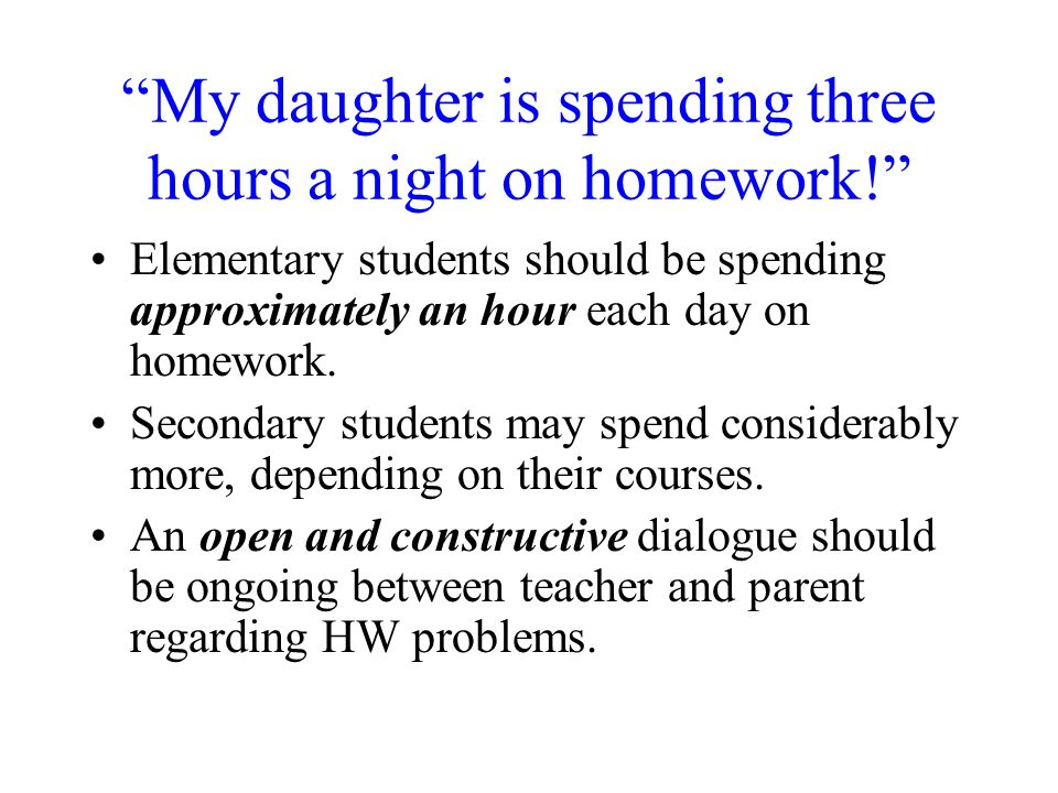 Homework Strategies for Students with Special Needs Mr  Kevin