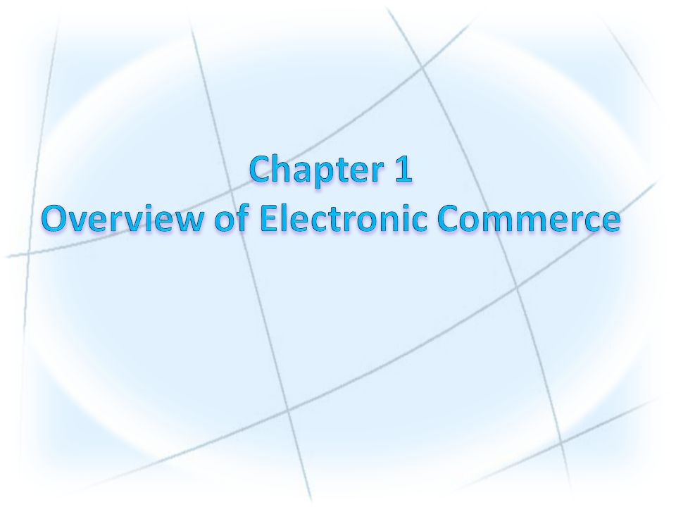 CLASSIFICATION OF EC BY THE NATURE OF THE TRANSACTIONS AND THE RELATIONSHIPS AMONG PARTICIPANTS – business-to-business (B2B) E-commerce model in which all of the participants are businesses or other organizations.