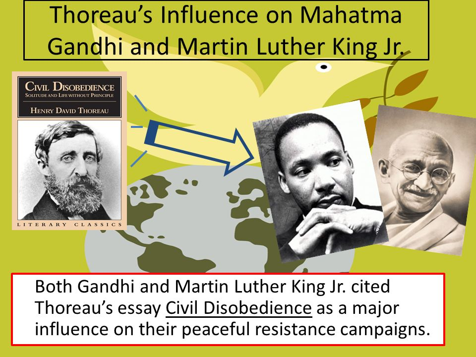 "civil disobedience martin luther king david Lesson: civil disobedience 111 questions document 3: king, martin luther, ""letter from a birmingham jail"" (excerpt) work with a partner to read the two paragraphs and agree on answers to these questions."