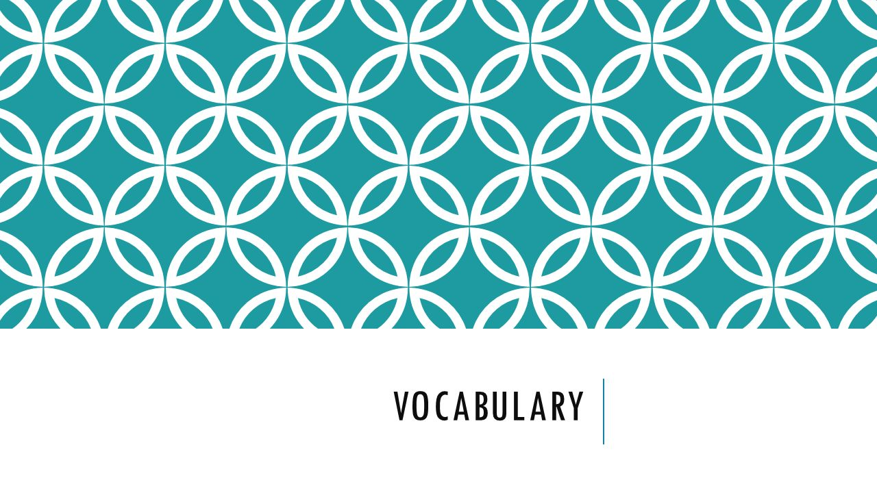 Pay for dissertation vocabulary