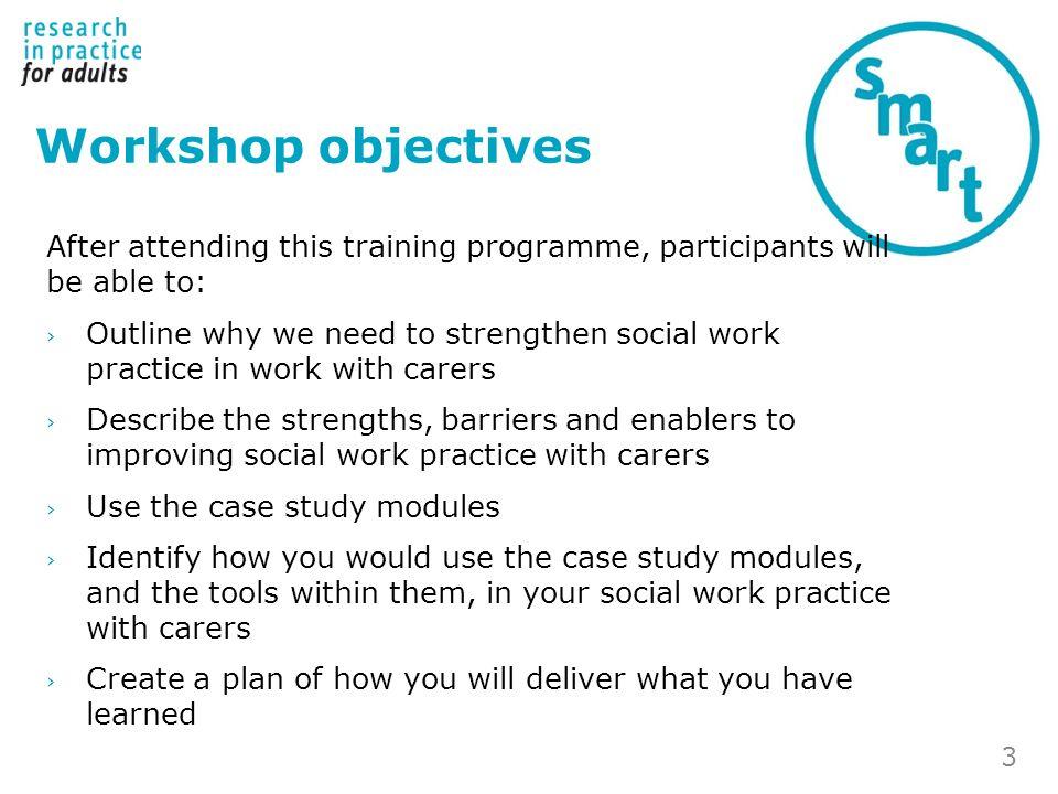 social work case study outline