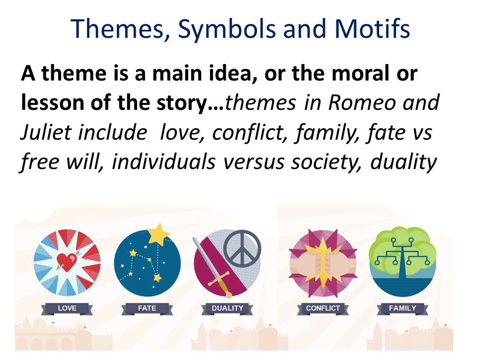 different visual symbolism in othello
