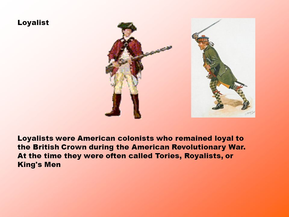 an overview of the revolutionary war and the principles of the american colonists The american revolution is a but it could also be used against the colonists the american colonies had the revolutionary war officially.