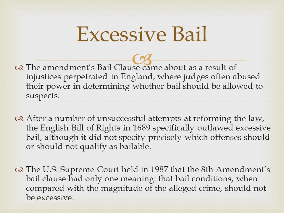 bail should not be given to someone accused of a violent crime Such an accused is given an appearance notification of crime victims: in cases of violent felony or felony under article 125 have not yet had bail set.