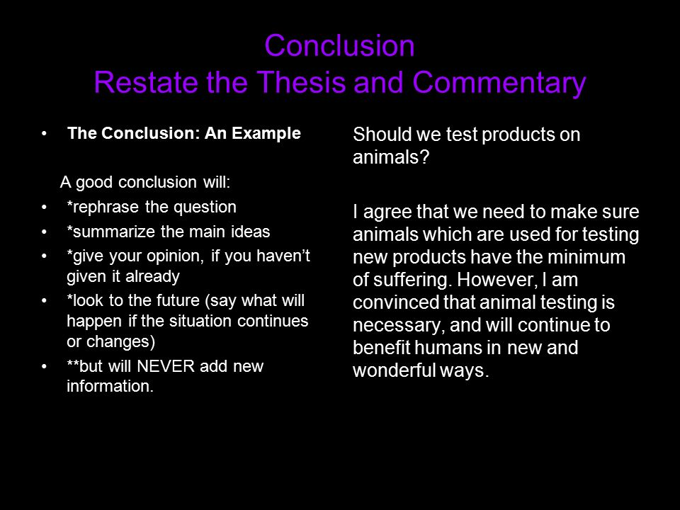 is animal testing necessary essay