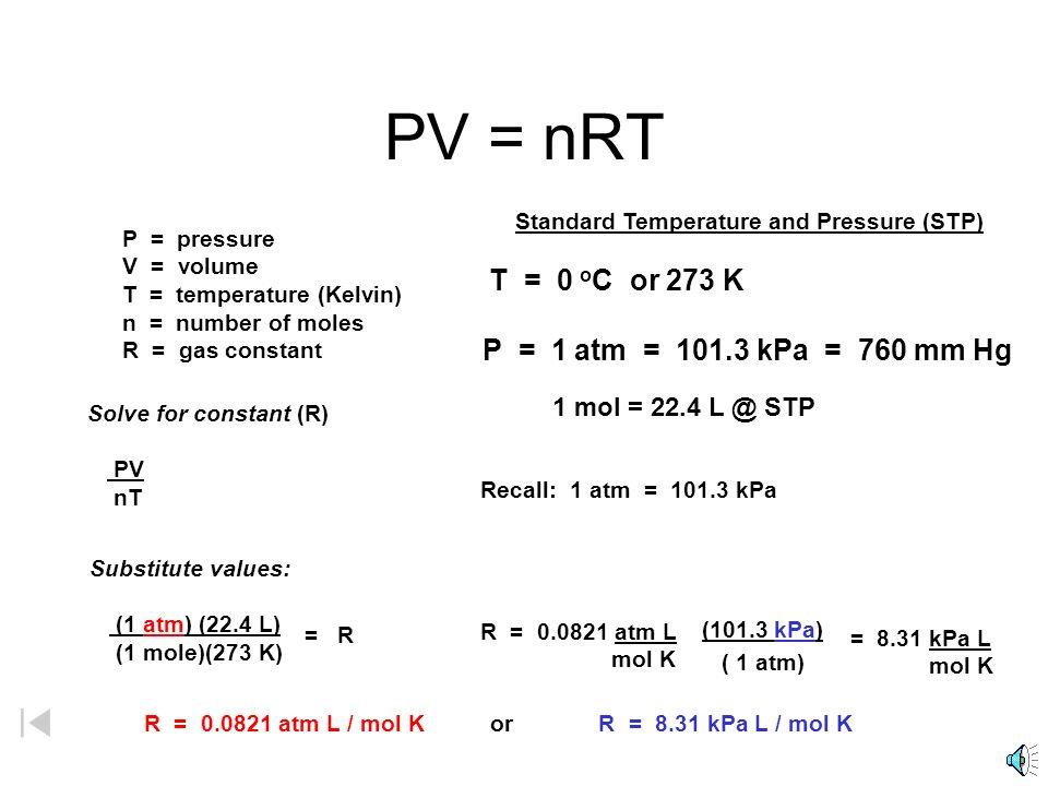 gas constant atm. ideal gas equation p v \u003d n r t universal constant volume no. atm a