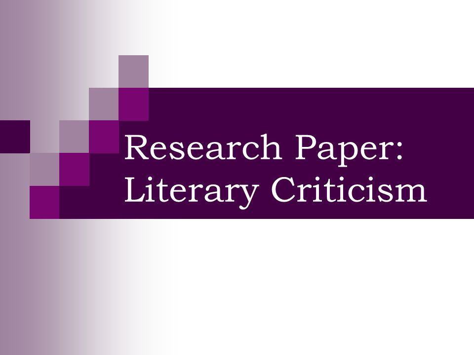 literary research essay introduction