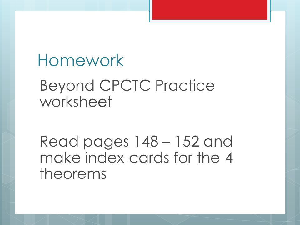 36 Types of Triangles Advanced Geometry Definitions Index Cards – Cpctc Worksheet