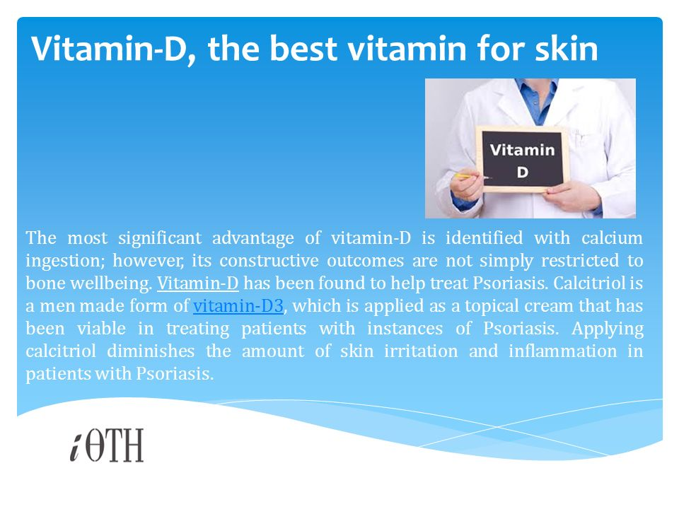 Best Sources And Benefits Of Vitamin D Supplements By : iOTH ...
