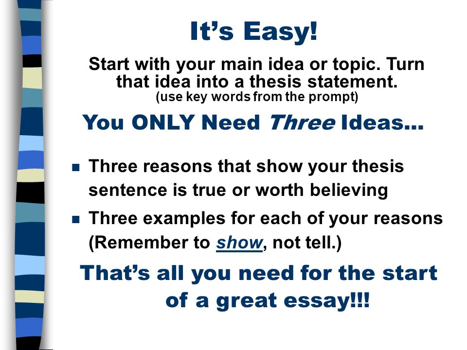 easy expository essay topics Over 1000 unique expository essay topics and prompts are listed for your pleasure.