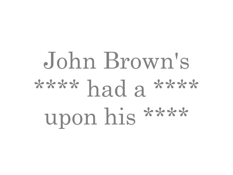 john brown s baby powerpoint by camille page john brown s baby 16
