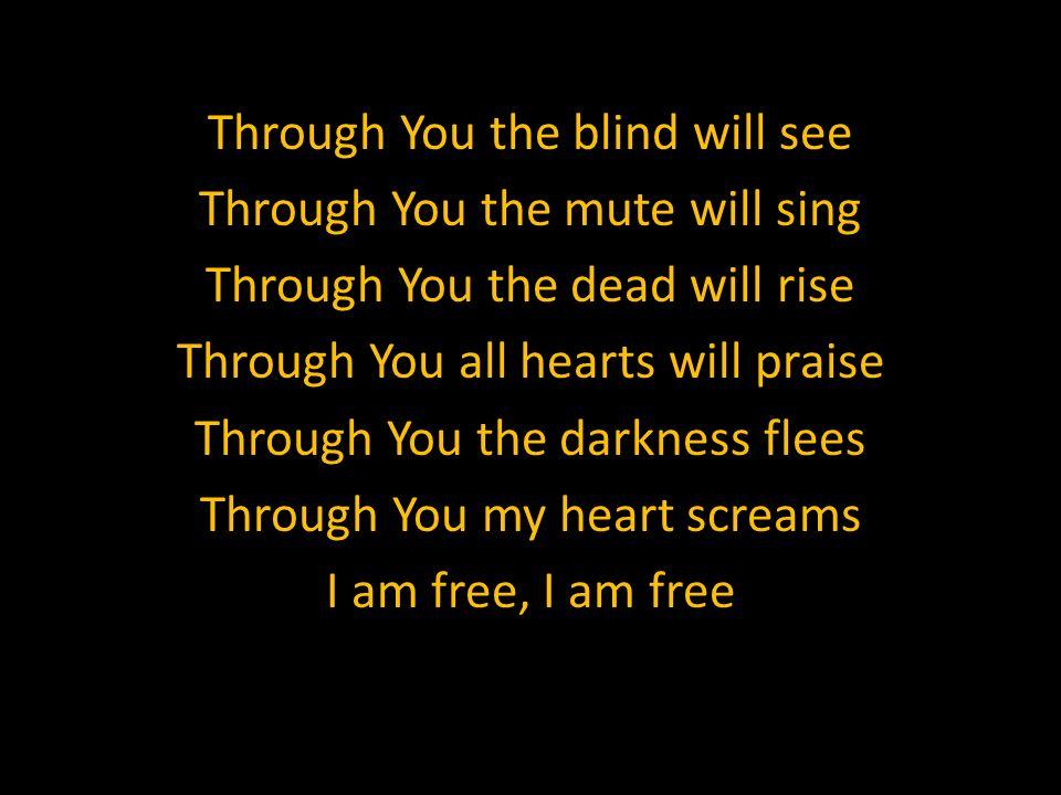 Lyric i am free lyrics : I Am Free Music and lyrics by Jon Egan © 2004 Vertical Worship ...