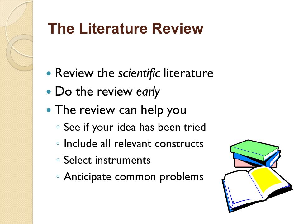 what is a literature review in research paper Writing a short literature review william ashton, phd  based upon research, the common response to a mentally ill person  were based upon paper and pencil.