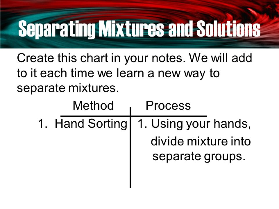 separating mixtures Separating mixtures how to separate a solid from a liquid for gcse chemistry.