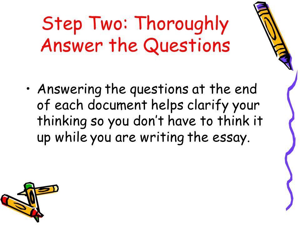 HOW do i make a DBQ??? like how many paragraphs...dp i cite??wWHAT?