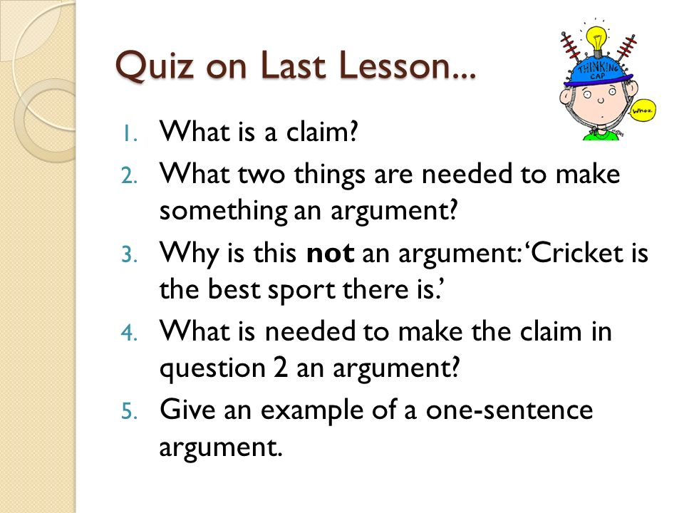 Assumptions An assumption  for the purposes of AS level Critical Thinking  is an SlidePlayer