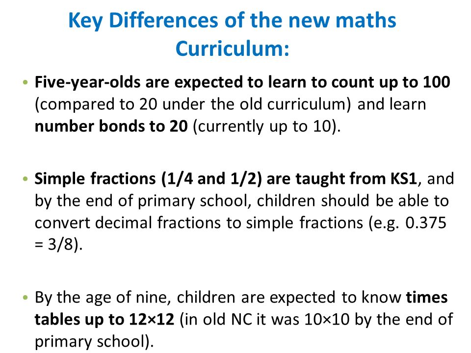 Titchmarsh CE Primary School Mathematics Workshop. - ppt download