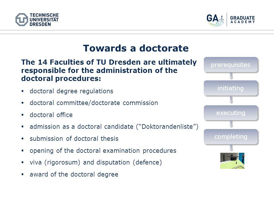 rigorosum der dissertation