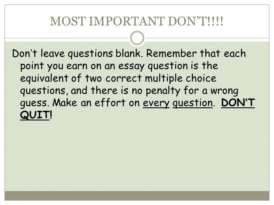 descriptive essay topics college students