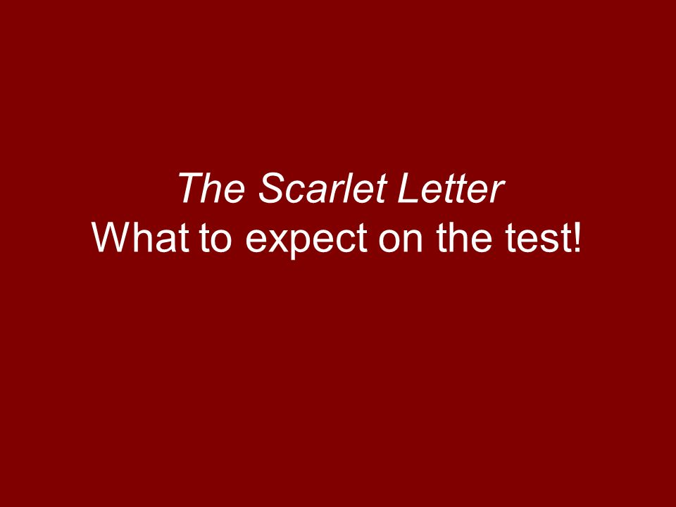 critical essay on scarlet letter theme Essays from bookrags provide great ideas for the scarlet letter essays and paper topics like essay view this student essay about the scarlet letter.