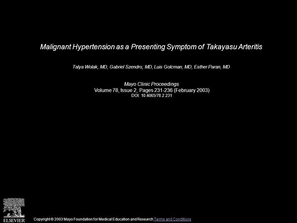 hypertension symptoms mayo