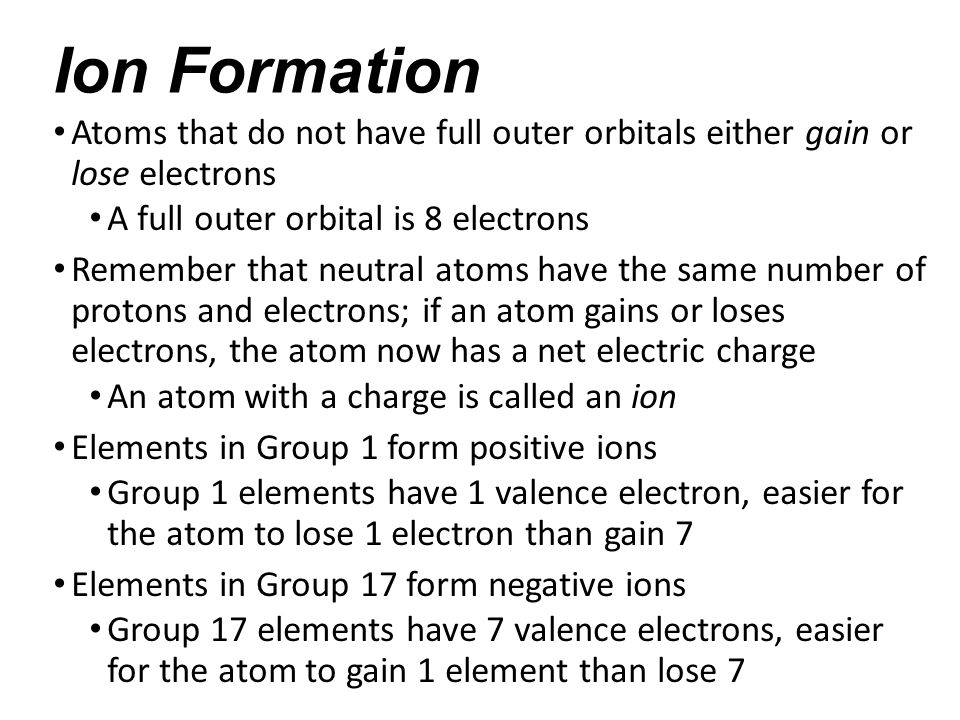Exploring the periodic table chapter 52 notes the role of 4 ion urtaz Images