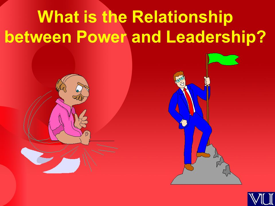 What is the Relationship between Power and Leadership