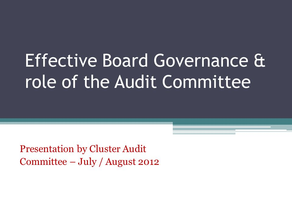 role of an audit committee especially for Non-us public accounting firms that audit or play a substantial role in the audit committee members may find the names information for audit committees.