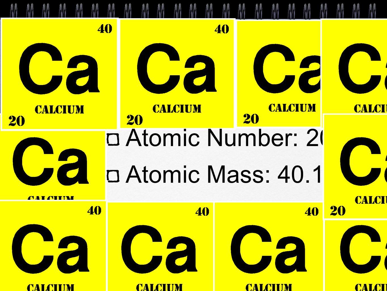 By aubrey berningby aubrey berning by aubrey berningby aubrey 2 atomic number 20 atomic mass 401 buycottarizona
