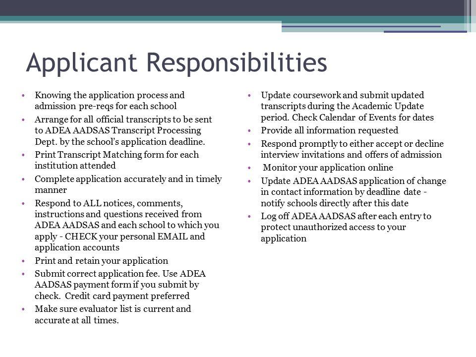 aadsas coursework