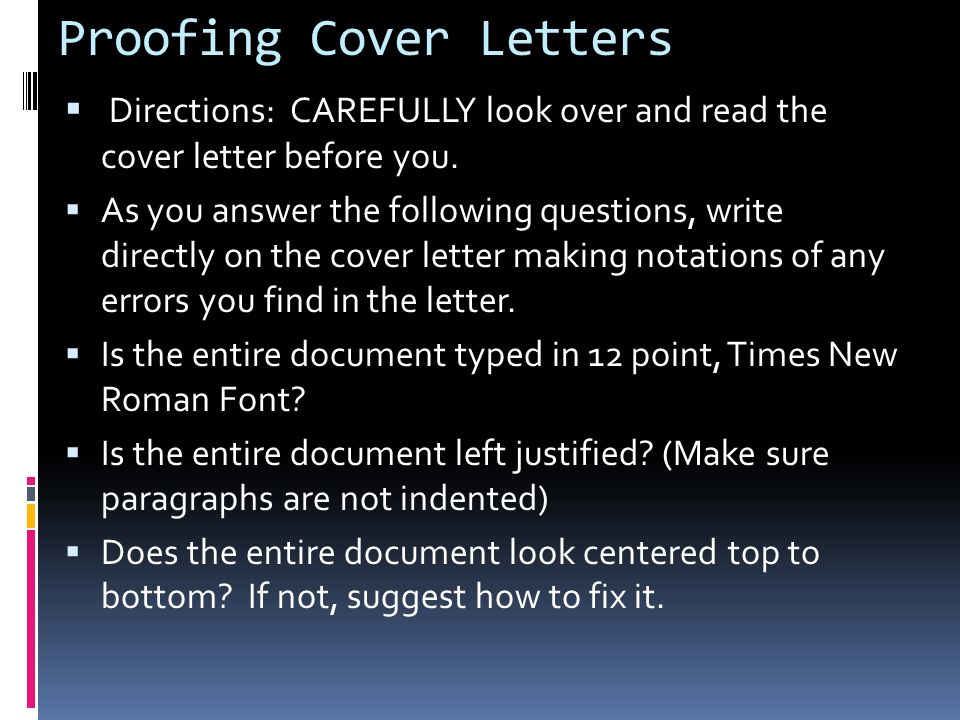 cover letter indent first paragraph cover letter opening paragraph for Cover  Letter Opening Paragraph My Document Blog
