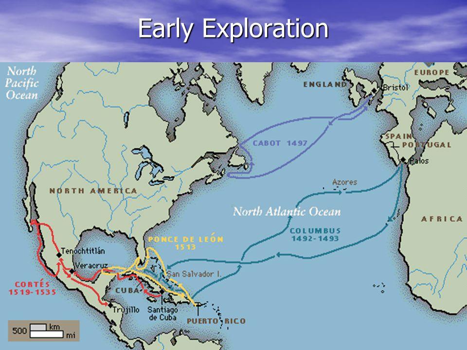 Early exploration early european exploration european explorers 1 early exploration gumiabroncs Gallery