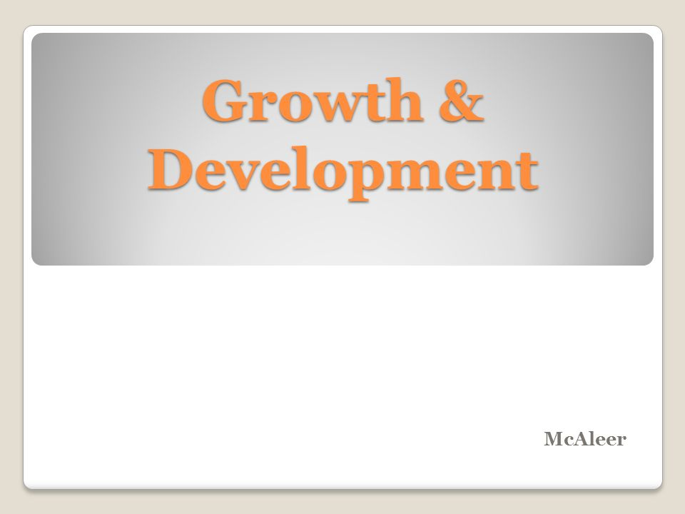 Mcaleer growth development genes traits that are passed from 1 mcaleer growth development malvernweather Gallery