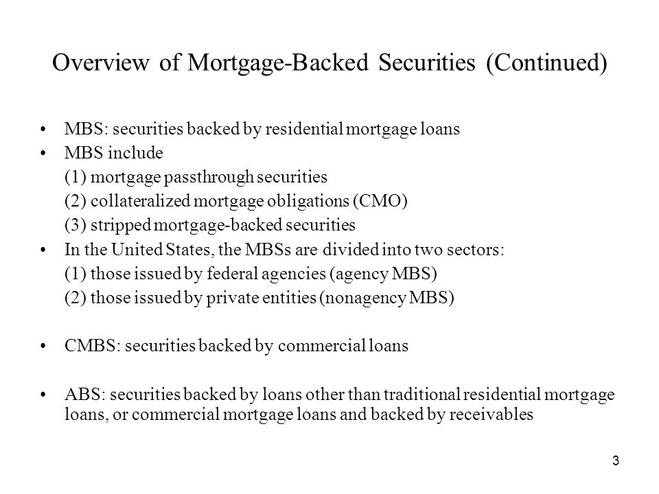 travelers mortgage securities cmo