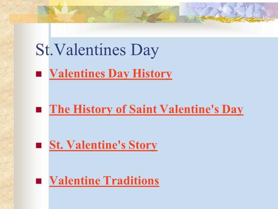 2 St.Valentines ...