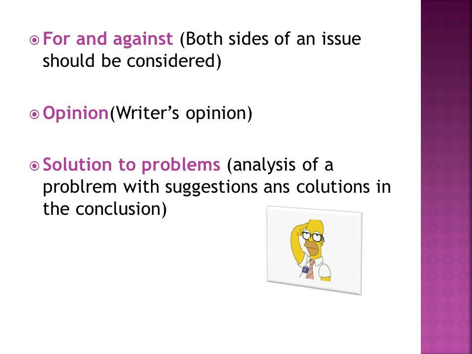 Persuasive Essay Questions