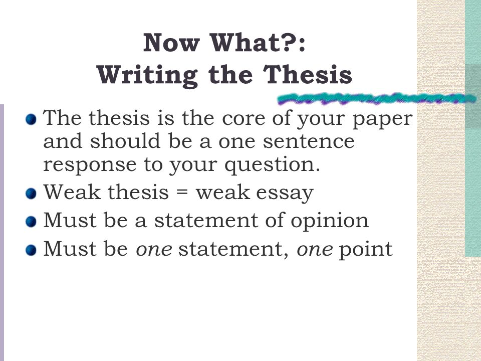 writing the character analysis essay your ticket to a great essay  now what writing the thesis the thesis is the core of your paper and should