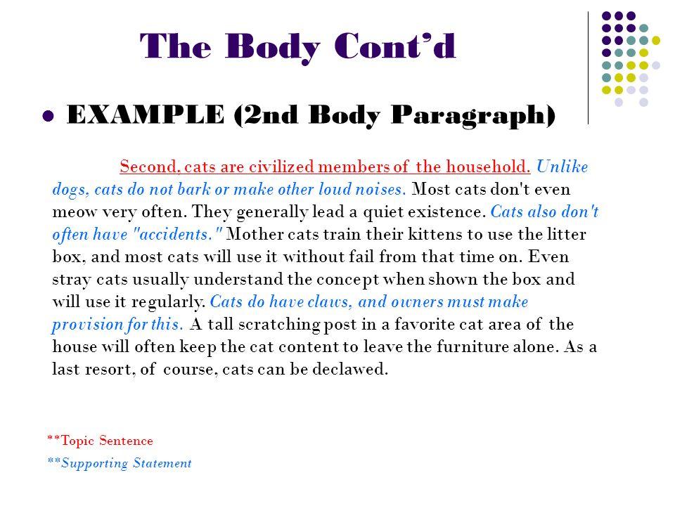 argumentative essaydogs vs cats essay Should be less homework persuasive essay essay on mass media advantages and disadvantages farewell to manzanar summary essaydogs.