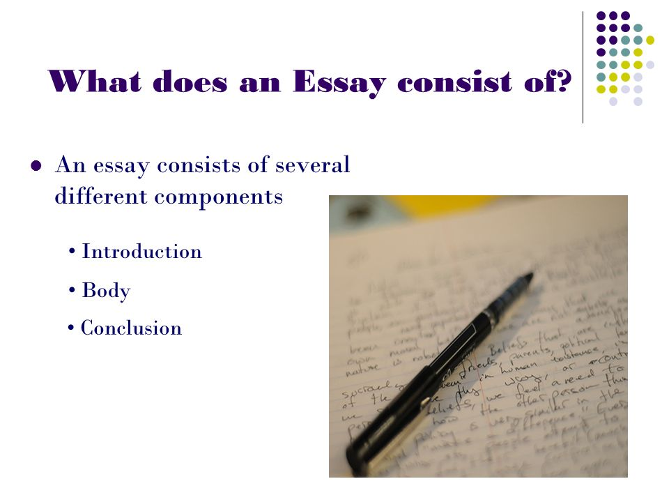 What Is An Essay Conclusion