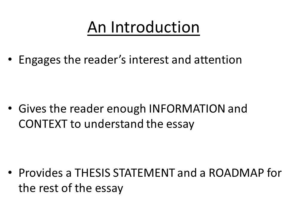 How do you start a Social Studies DBQ essay? (Intro)?