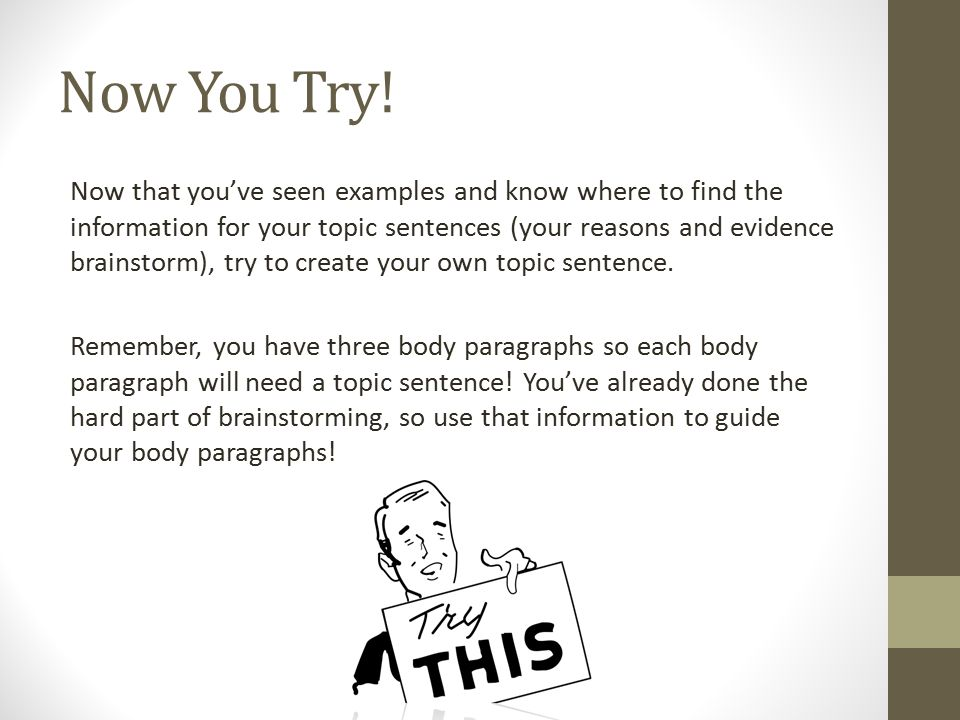 Homework Help! Paper: How persuasive did you find the evidence?