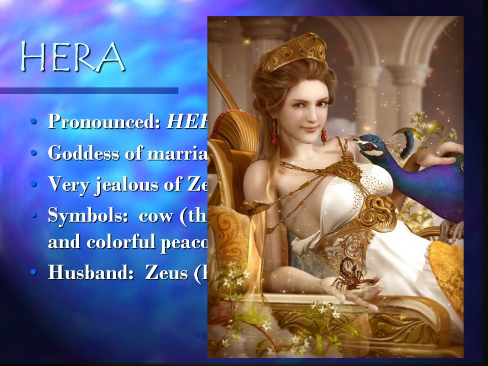 compare and contrast hera and zeus In one potrait which shows zeus's paranoia towards hera, zeus is worried about the quarrel with his wife hera and tries to resist thetis's plea to hera and zeus.