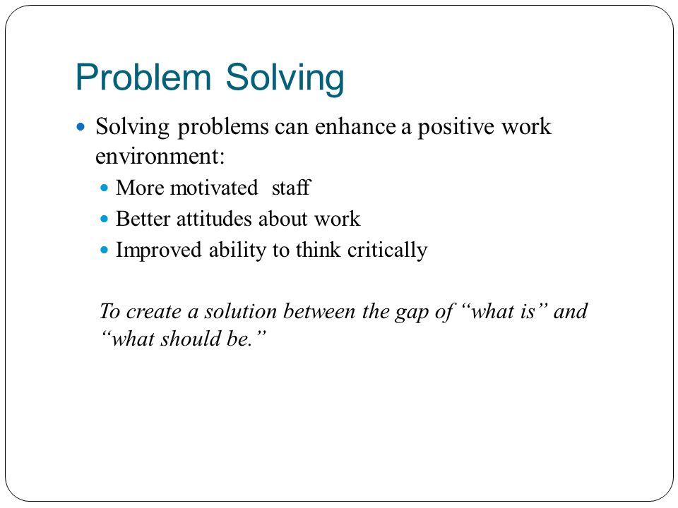 what is the relationship between critical thinking and problem solving Thinking disposition, problem solving  31 critical thinking disposition, problem solving process and  relationship between critical thinking disposition.