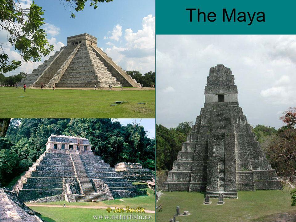 maya civilization history