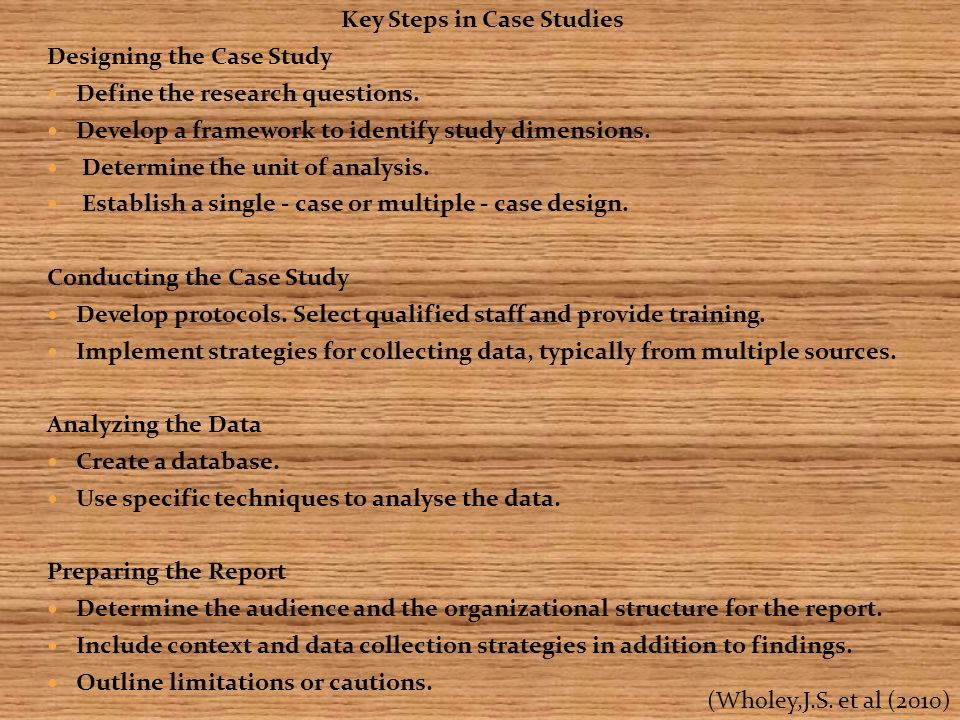 Performance Limitations of ADSL Users  A Case Study ResearchGate   Studying Individual Cases  Case