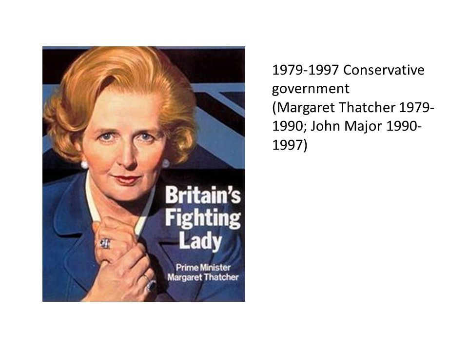 margaret thatcher en john major
